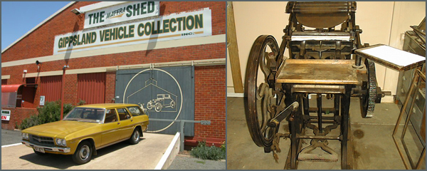 Gippsland Vehicle Collection Motor Museum
