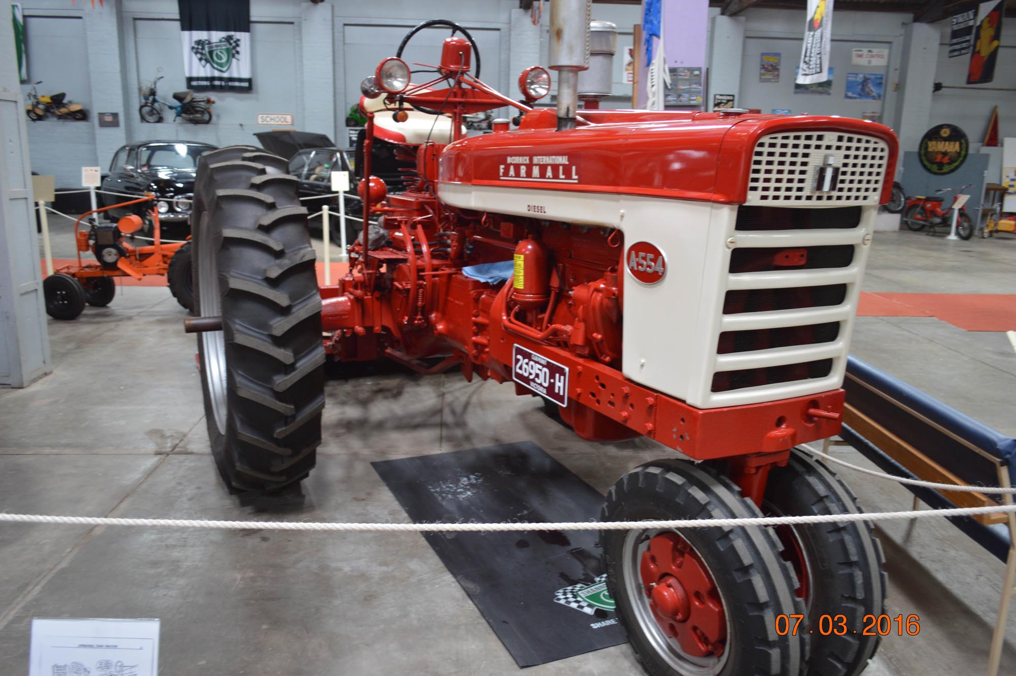 1967 Farmall Tractor