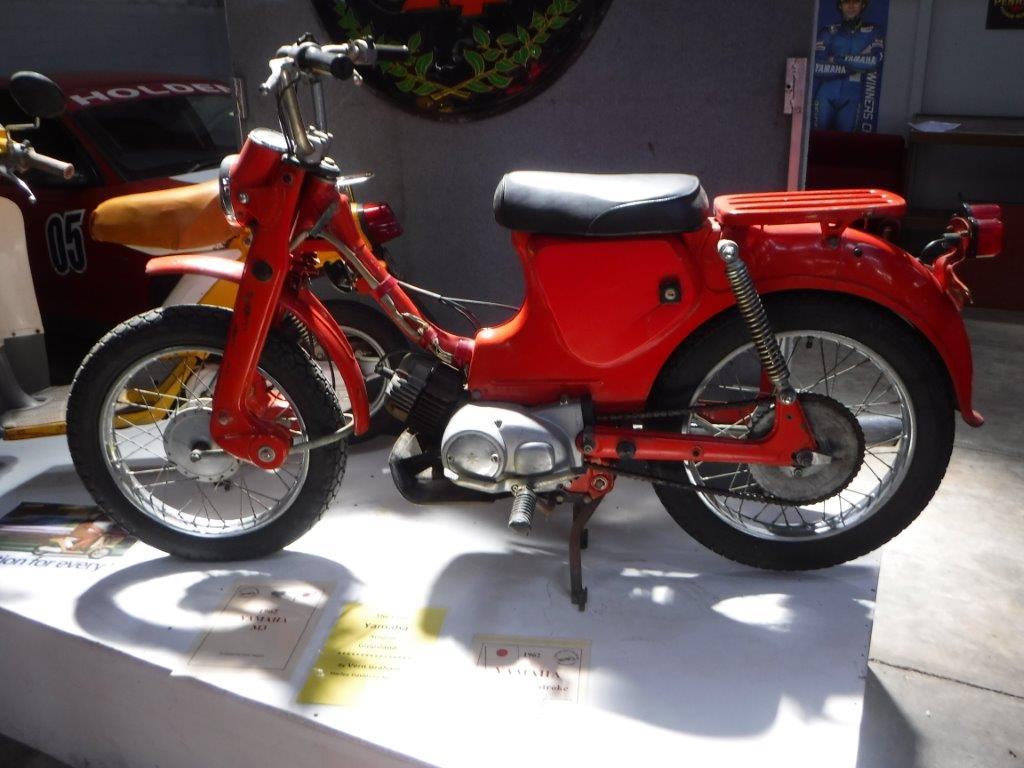 Motorcycles in the Museum | Gippsland Vehicle Collection