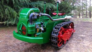 1963 Ransomes MG40