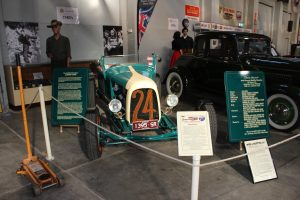 1924 Chevrolet Roadster at Gippsland Vehicle Collection, Maffra
